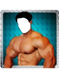 Bodybuilder Face Changer   KeypadPhones 240x320 mobile app for free download