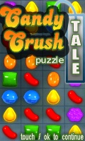 Candy Crush Tale mobile app for free download