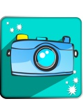 Cartoon Camera   240x400 mobile app for free download