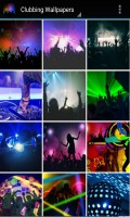 Clubbing Wallpapers mobile app for free download