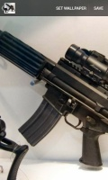 DaewooK1K2 Gun Wallpaper mobile app for free download