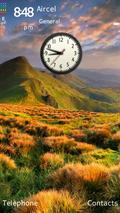 Desk Clock with New Skins mobile app for free download
