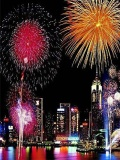 Diwali Fireworks Sound 320x240 mobile app for free download
