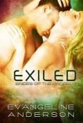 Exiled   Brides of the kindred #7   Evangeline Anderson mobile app for free download