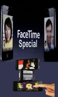 FaceTime mobile app for free download