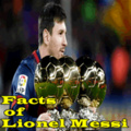 Facts of Lionel Messi mobile app for free download