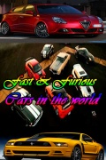 Fast and Furious Cars in the world mobile app for free download