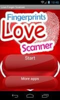 Fingerprint love calculator mobile app for free download