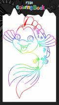 Fish Coloring Book mobile app for free download