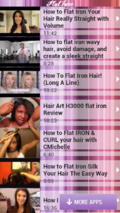 Flat Iron mobile app for free download