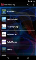 Free Radio Pop mobile app for free download