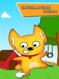 Funny Talking Puppy   TouchPhones 240x320 mobile app for free download