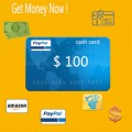 Get Cash Free Earn Paypal/Gift mobile app for free download