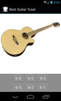 GuitarTuner mobile app for free download