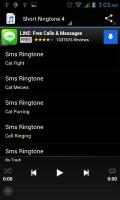 Gun Sound Ringtone mobile app for free download