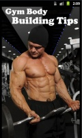 Gym Body Building Tips mobile app for free download