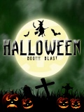 Halloween Boo!!! Blast 320x480 mobile app for free download