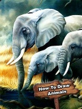 How to Draw Animals 360x640 mobile app for free download