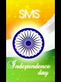 Independence Day SMS 240x320 mobile app for free download