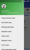 Jokes Mania mobile app for free download