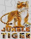 Jumble Tiger (176x220) mobile app for free download