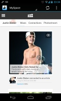 Justin Bieber Fan Club mobile app for free download