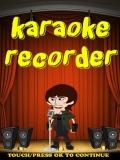 Karaoke Recorder mobile app for free download