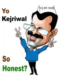 Kejriwal So Honest Funny Status mobile app for free download