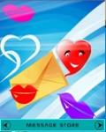 Kiss Messages mobile app for free download