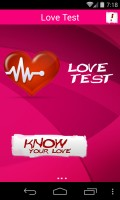 LoveTest mobile app for free download