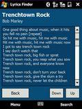 Lyrics Finder mobile app for free download