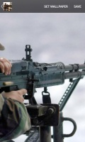 M60 Gun Wallpaper mobile app for free download
