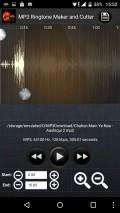 MP3 Ringtone Maker & Cutter mobile app for free download