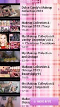 Makeup Collection mobile app for free download