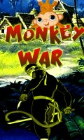 Monkey War (240x400) mobile app for free download