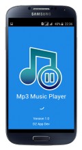 Mp3 Music Player Gold mobile app for free download
