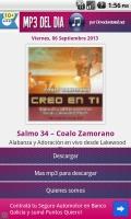 Msica Cristiana en MP3 mobile app for free download