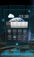 Next Launcher Black Designe v1.0 mobile app for free download