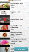 Origami mobile app for free download