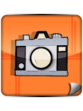 Paper Camera   240x320 mobile app for free download