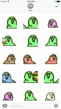 Party Parrots mobile app for free download