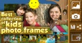 Photo Frames for Kids Pictures mobile app for free download