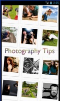 Photography Tips mobile app for free download