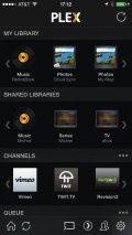 Plex mobile app for free download