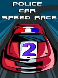 Police Car Speed Race II mobile app for free download