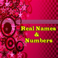 Real Names & Numbers mobile app for free download