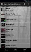 Rock And Metal Radio Free mobile app for free download