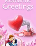 Romantic Greetings mobile app for free download