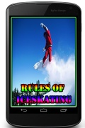 Rules of IceSkating mobile app for free download