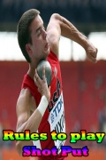 Rules to play Shot Put mobile app for free download